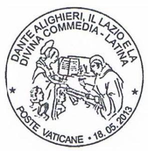 dante e la divina commedia poste vaticane