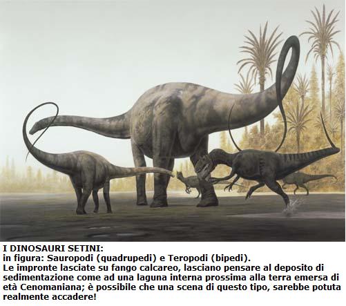 dinosauri setini
