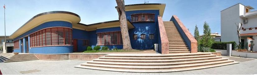 Palazzo delle Poste, oggi Centro di Documentazione Angiolo Mazzoni