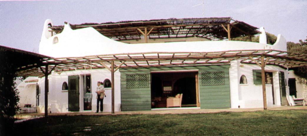 Michele Busiri Vici , Paesaggio e Architettura nel litorale laziale 1941, 1973 foto di Giancarlo Busiri Vici – Roma 2001