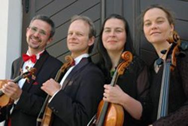 Mendelssohn-Leipzig Quartet.