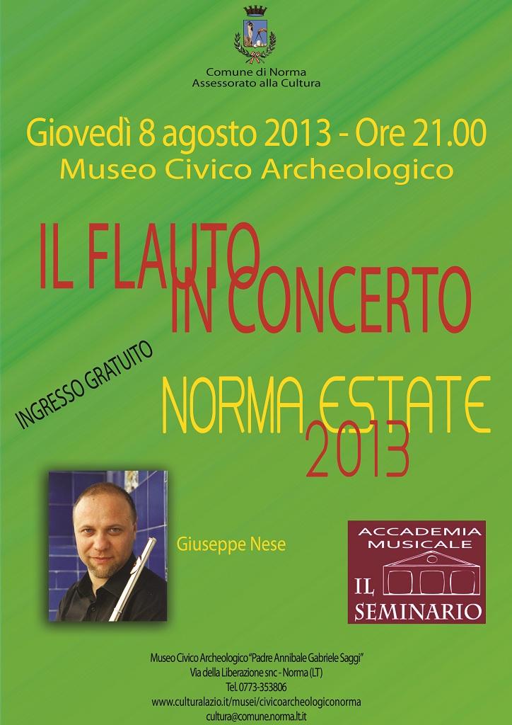 Concerto Il flauto in concerto (1)