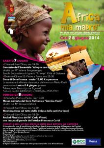 AFRICA, MIA MADRE - UN AIUTO DA CORI PER I BIMBI D'AFRICA