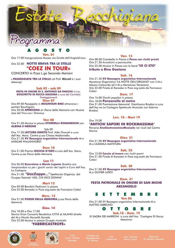 Pro Loco Programma 2014 (1)