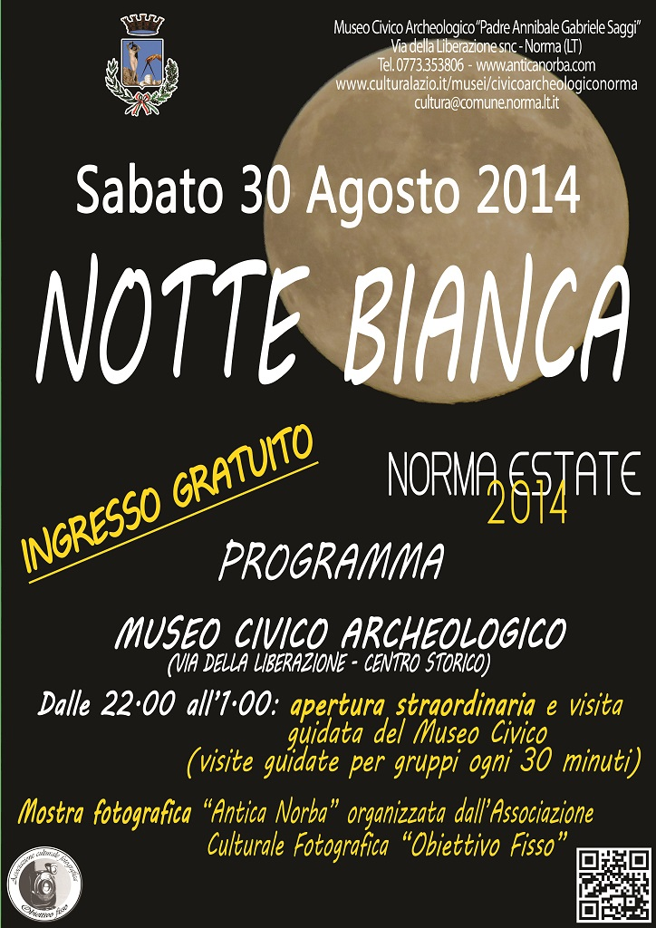 Notte Bianca 2014_Museo Civico Norma (2) (1)