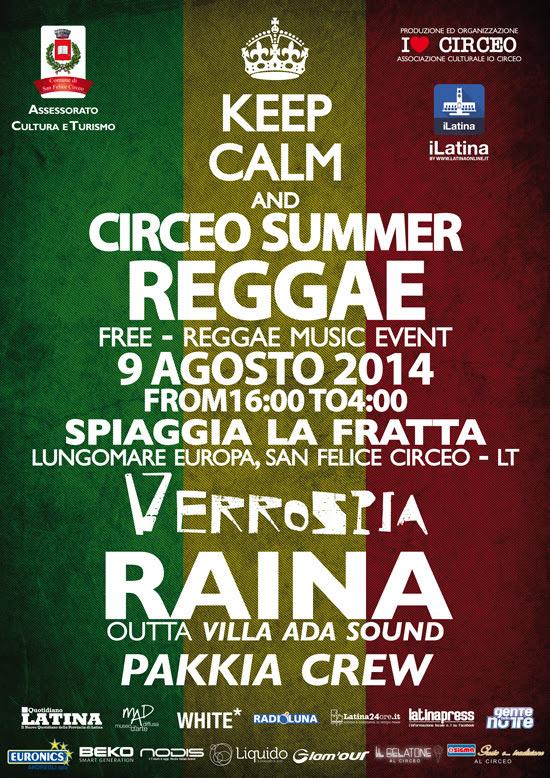 circeo reggae festival
