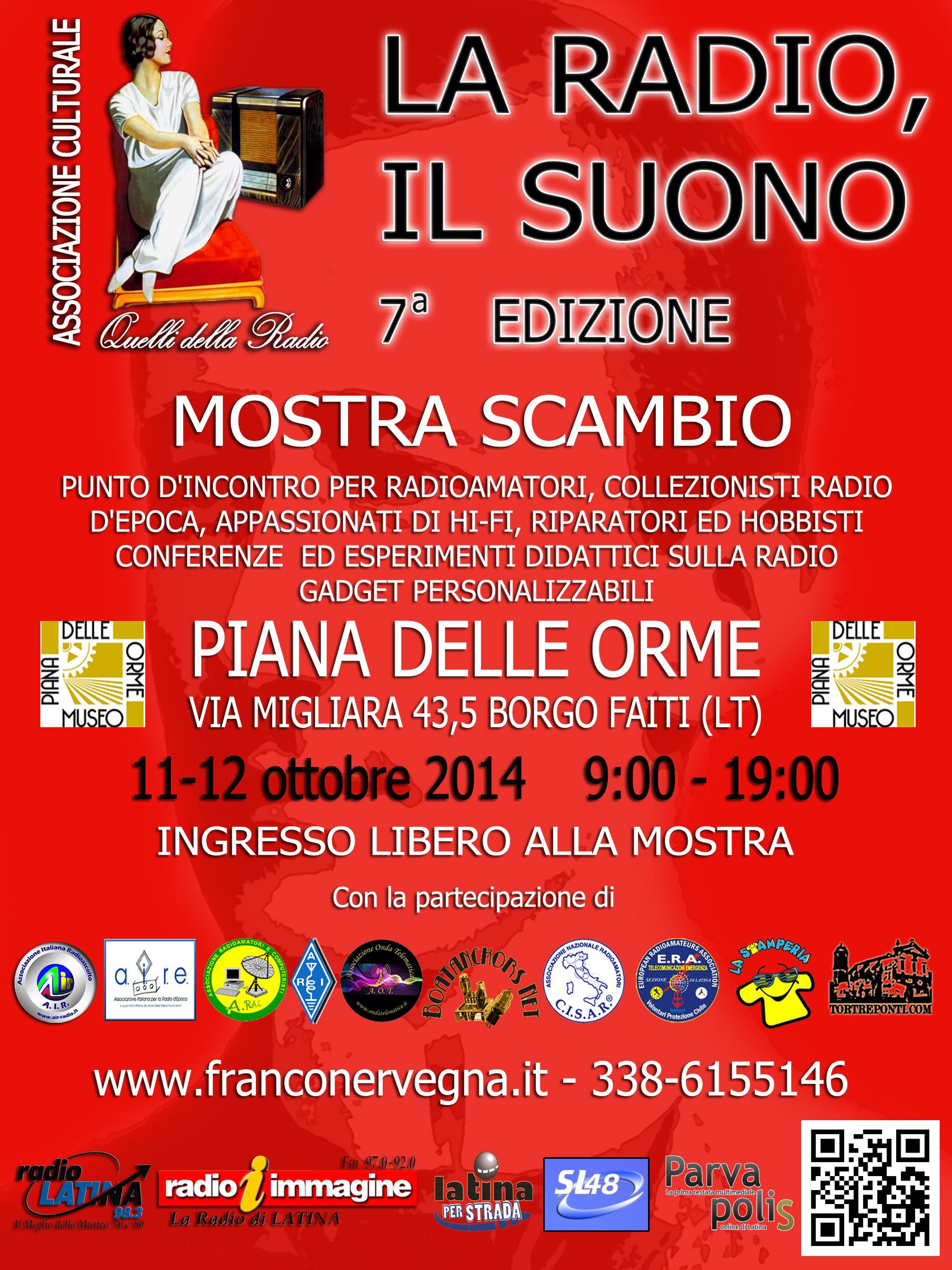 LA RADIO IL SUONO ottobre 2014 21 08 2014 copia
