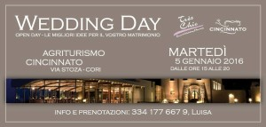 WEDDIND DAY CINCINNATO