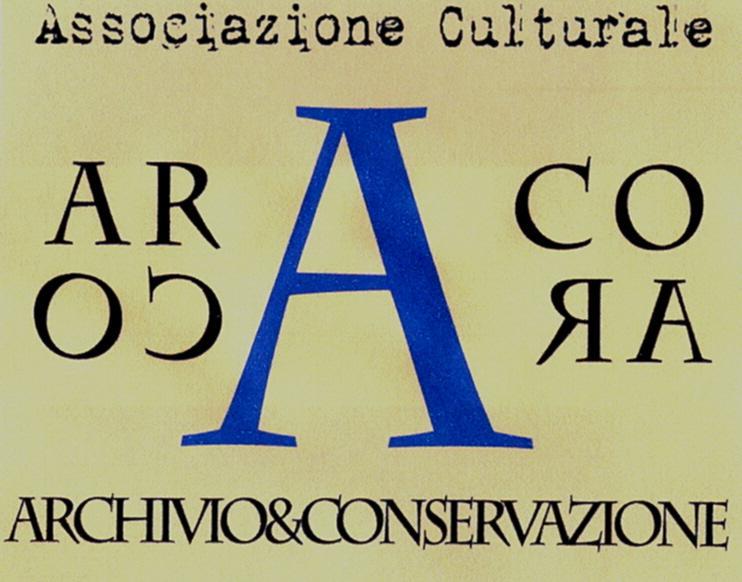 ASSOCIAZIONE CULTURALE ARCO